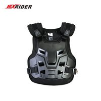 Wholesale motorcycle jacket chest protector for sale - Group buy New Arrival Motocross Chest Back Protector Moto Motorcyclist Motorcycle Jacket Motocross protective Body Armor