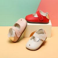 Wholesale infant toddler dress shoes for sale - Group buy 2020 New Baby Girls Dress Shoes Infant Princess Shoes Toddler Single Flats Fashion Shallow First Walkers