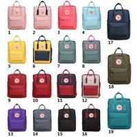 mochila taschen großhandel-Neueste mode 2019 schweden marke teenager rucksäcke für mädchen wasserdichte rucksack reisetasche frauen große kapazität marke taschen für mädchen mochila