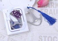 nautische hochzeitsbevorzugungen großhandel-(25 Teile / los) Brautduschenbevorzugungen von Nautical Anchor Bottle Opener Favors für nautische themenorientierte Hochzeitsgeschenke und Bridal Party Favors