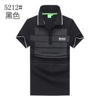 kurutucu toptan satış-2019 Tasarımcı marka Golf kısa kollu erkek gömlek gündelik spor top elbise nefes ve çabuk kuruyan golf T-shirt erkek POLO gömlek