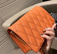 Wholesale wonderful bag resale online - Luxury Handbag Chain Single Shoulder Bag Designer Wonderful Design Slant Bag New Type of Women s Handbag Organ Bag