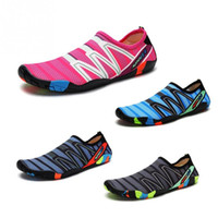 Wholesale shoes for swimming for sale - Group buy Unisex Sneakers Swimming Shoes Water Sports Aqua Seaside Beach Shoe Surfing Slippers Upstream Light Athletic Shoes for Men Equipment