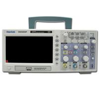 osciloscópio lcd venda por atacado-Hantek DSO5202P Digital Osciloscópio 200 MHz de largura de banda de 2 Canais USB PC Portátil Osciloscopio Portatil Portáteis Ferramentas Elétricas