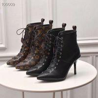 Boots Mode Art Casual Short Den Koreanischen Haag Schnür Brand Schuhe Leder Ladies Frauen Größe Stiefel 80OwnXPk