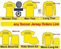 futbol forması gömlek ispanya toptan satış-GRIEZMANN MESSI 19 20 SUAREZ Yetişkin ev forması futbol Çocuklar uzakta