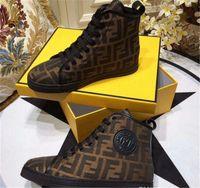 moda stil ayakkabı toptan satış-fend Toptan marka moda erkek ve kadın eğlence ayakkabı, deri rahat spor ayakkabı, stilleri ve renkler tam 38-44 shwt