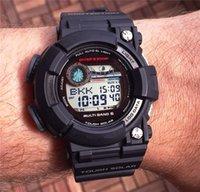 Wholesale solar luxury watch for sale - Group buy Men s Sport Shock Wrist Watches Men Solar Energy Auto light Function Watches LED Digital Quartz Rubber Strap Wristwatch Watch
