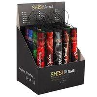 ingrosso narghilè di shisha della frutta-20 pz / lotto multi frutta sapore 500 sbuffi usa e getta shisha penna vaporizzatore e narghilè narghilè penna