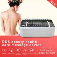 Wholesale sell electric for sale - Group buy Hot selling BIO Electric Stimulation Gentle Wave Body Slimming Spa BEAUTY HEALTH Tightening Massager body shaping slimming machine
