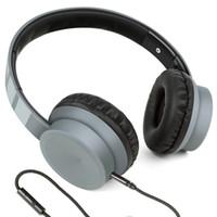 yüksek kaliteli mikrofonlar toptan satış-Yüksek Kaliteli Stereo Bas Kulaklıklar Çocuklar Kulaklık Genç Müzik Kulaklıklar Mikrofon Ile Ayarlanabilir kafa bandı