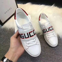 Wholesale real leather running shoes for sale - Group buy hot real Leather women s casual shoes fashion flat women s sports shoes running shoes sneakers