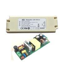 ingrosso conducente a corrente continua corrente dc-Trasformatore di driver LED DALI a corrente costante 5-70W Trasformatore di alimentazione da CA a CC IP20