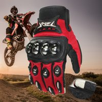 guantes impermeables al viento al por mayor-Nueva pantalla táctil a prueba de viento guantes de deporte al aire libre para hombres, motocicletas, invierno, tapón de viento, guantes de montar a prueba de agua