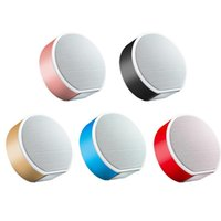 sprachlautsprecher großhandel-Neue Bluetooth Lautsprecher Wireless Card Radio Subwoofer Sprachanruf Externer Eingang Mini Lautsprecher 10 Mt Übertragungsreichweite Für Telefon