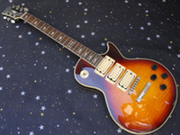 Wholesale ace guitar signature resale online - perfect one piece neck Ace frehley signature pickups electric guitar