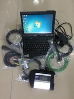 Wholesale mb star analyzer resale online - MB STAR Compact c4 SD C4 Laptop X200T touch screen f2019 or car and truck Diagnostic Tool Scanner V09 Soft ware Installeded ready use