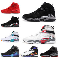 Wholesale men running shoes free shipping resale online - 2019 s Basketball Shoes Aqua Chrome Countdown Pack Valentines day PEAT PLAYOFF Mens Trainer Sports Sneaker