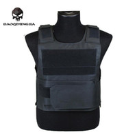 Wholesale cs outdoor tactical vest for sale - Group buy Hunting Tactical Body Armor JPC Molle Plate Carrier Vest Outdoor CS Game Paintball Airsoft Vest Molle Waistcoat ClimbingTraining Equipment