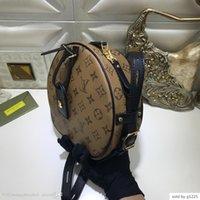ingrosso sacchetto di catena del plaid di modo-Classic signore catena cappello scatola plaid di alta qualità del raccoglitore di modo borsa del progettista Messenger bag M52294