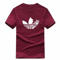 ingrosso misure camicia unisex-T-shirt in cotone t-shirt unisex a maniche corte in cotone con stampa t-shirt moda euro taglia unica