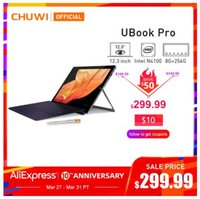 Wholesale android tablet 256gb for sale - Group buy CHUWI UBook Pro Inch Windows Tablet PC Intel Gemini Lake N4100 Quad Core Processor GB RAM GB SSD Tablets