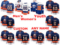 Wholesale nick leddy jersey resale online - New York Islanders Jerseys Adam Pelech Jersey Ryan Pulock Scott Mayfield Tom Kuhnhackl Nick Leddy Blue White Hockey Jerseys Custom Stitched