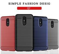 modelos de assinatura venda por atacado-Soft phone case para lg rebel 4 v40 v35 finos stylo4 zone4 xpression plus assinatura edição 2018 todos os modelos tampa do telefone clássico shell