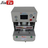 Wholesale lcd screen touch fix resale online - Jiutu Vacuum Laminator Machine For iPad Tablets Broken Touch Screen Refurbish Equipment For Samsung S8 S7 S6 Edge Curved LCD Fix