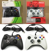 Wholesale xbox games accessories for sale - Group buy Wired USB Controller For Xbox Game Accessories Wired Gamepad Joypad Joystick For XBOX360 Microsoft Console PC Controle dhl