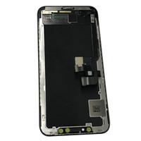 pantalla de repuestos iphone al por mayor-Pantalla táctil al por mayor del LCD del teléfono móvil para los recambios del iphone x