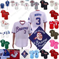 f75e6105a Wholesale dale murphy jersey for sale - Dale Murphy Jersey Braves  Cooperstown Atlanta Baseball Jerseys New