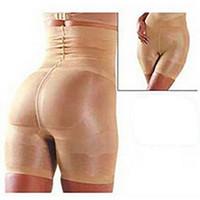 calças slim de beleza venda por atacado-Corpo magro do Shaper do corpo do elevador da beleza que dá forma ao corpo das calças do emagrecimento do vestuário que esculpe calças com pacote RRA1265 de Opp