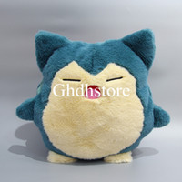 Wholesale hand games resale online - Hot New quot CM Snorlax Warm hand Pillow Plush Doll Anime Collectible Stuffed Dolls Kid s Gifts Soft Toys