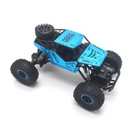 coches con motor rc al por mayor-LH-C008S 2.4 GHz Strong Power RC Car Off-road Rock Climbing Crawler Vehículo Automático Juguetes RC Racing Modelo Juguetes para Niños Regalo