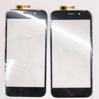 dokunmatik panelli cep telefonu toptan satış-FS527 Uçmak Için dokunmatik Panel Nimbus 17 Dokunmatik Ekran Paneli Cep Telefonu Parçaları Siyah Fly FS527 Sensörü