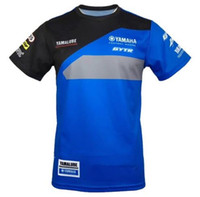 Wholesale downhill jerseys for sale - Group buy ree shipping for YAMAHA Motocross jersey Downhill perspiration wicking T shirts cross country mountain bike breathable jerseys