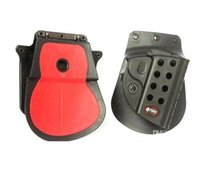 Wholesale holsters left hand resale online - USA Fobus Suppliers Evolution left right hand BRV Holster RH Paddle GL ND For G RP Double Mag Pouch