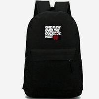 filme um dia venda por atacado-Cochu mochila Um voou sobre daypack ninho Charmaine mochila Filme mochila de lazer Saco de escola de desporto Pacote de dia ao ar livre