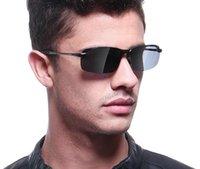 gafas sin montura de diseñador para hombre al por mayor-
