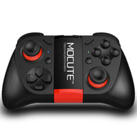 Wholesale force feedback online - MOCUTE Wireless Gamepad VR Game Controller Android Gaming Joystick Bluetooth Controllers for Android Smartphone