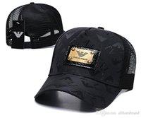 c8cf08dcc2 2019 Camo AX Cap um x ao ar livre chapéus Adulto Mesh Caps Em Branco Chapéu  do camionista Snapback chapéus preto marca de qualidade Superior chapéus  amantes ...