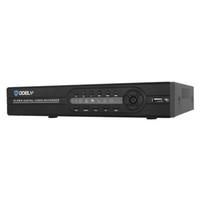 Wholesale hdmi digital video recorder resale online - DVR audio HDMI Network Digital Video Recorder CH N in H Digital Video Recorder US Standard Black USA Ship Free shippi