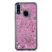 mobiler fall für huawei ehre großhandel-Für Huawei Honor 10 Lite / P Smart 2019 Fall Abdeckung Quicksand Flash Glitter Pulver Spiegel Hart Handyhüllen