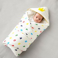 Wholesale baby sleep winter resale online - Winter Baby Sleeping Bag Envelope for Newborns Cotton Thick Cocoon for Kids Swaddle Sleep Sack Stroller Baby Carriage Sack