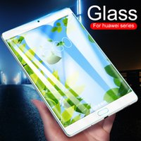 Wholesale medium tablets resale online - Tablet Screen Protector for Huawei MediaPad M5 Pro Lite Tempered Glass Media Pad T3 Inch Wifi G Glass