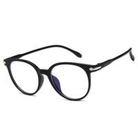 a9a1224114f 2019 Glasses Men Women Clear Lens Unisex Retro Eyeglasses Eyewear Vintage  Round Eyeglasses Frame Unisex Spectacles Fashion