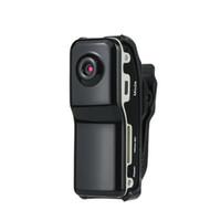 spionage kameras wifi großhandel-Für zu hause Tragbare Digitale Videorekorder Tasche Mini Monitor DV Micro Video Indoor Überwachungskamera für Home Office
