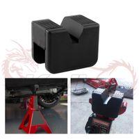 Black Square Polyurethane Jack Pad Frame Rail Protector for Jack Stand Jack Block 2 Pack Partol Jack Pad Adapter Universal for BMW /& Mini
