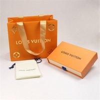 индивидуальные подарочные пакеты оптовых-Сумки Orange Brand Подарки на День Рождения Высококачественные Дизайнерские Сумки Классические Украшения Личность Сумка Письмо Печатные Сумки